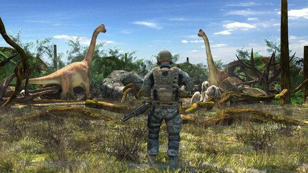 狩猎侏罗纪野生动物(1)
