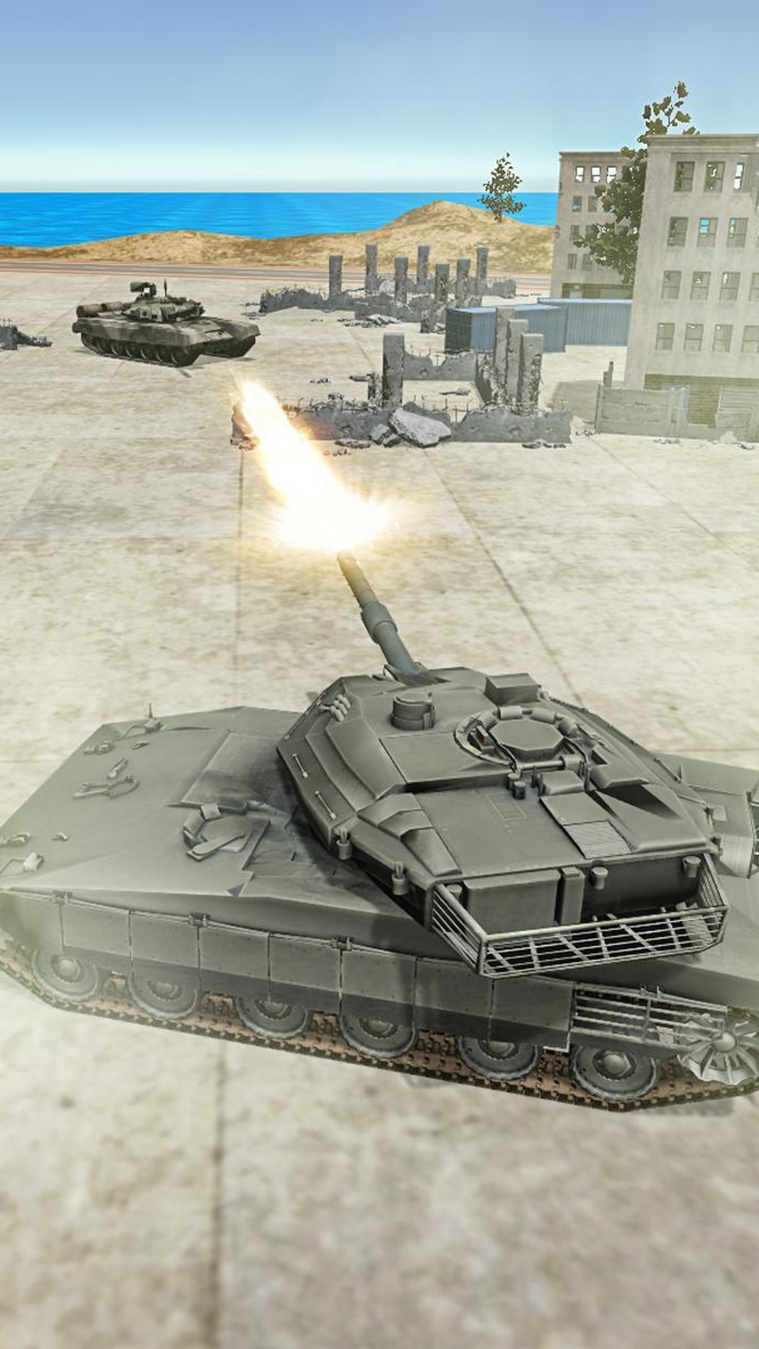 坦克城市大战(3)