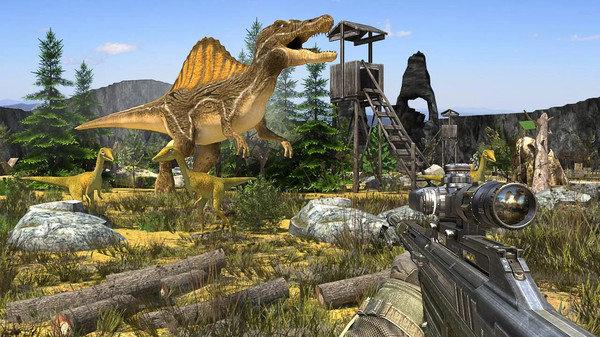 狩猎侏罗纪野生动物(3)