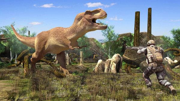 狩猎侏罗纪野生动物(2)