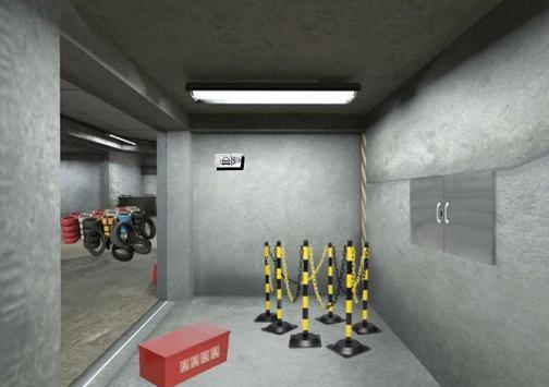 废弃地下停车场逃脱(3)