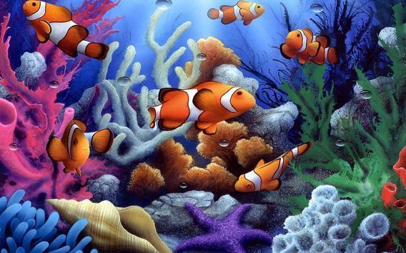 美丽水下世界拼图(1)