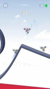 重力特技摩托车(3)
