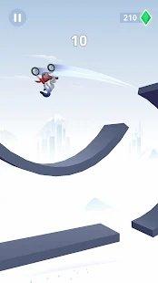 重力特技摩托车(2)