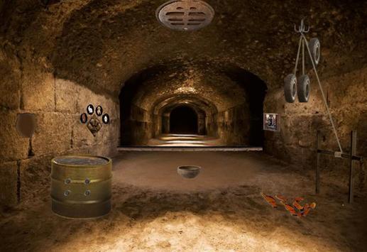 地窖密室逃脱(1)