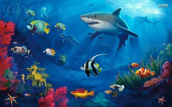 美丽水下世界拼图(3)