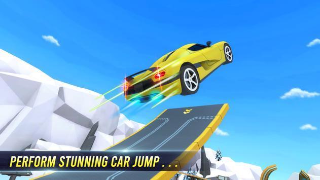 跑车超级坡道赛车(2)