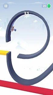 重力特技摩托车(1)