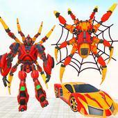 变形蜘蛛汽车人
