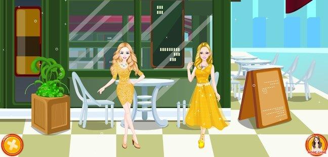 街头女孩时尚装扮(1)