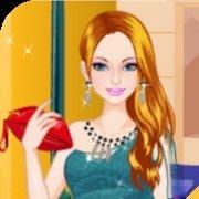 街头女孩时尚装扮