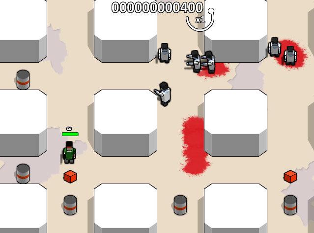 僵尸危机3手机版 图1
