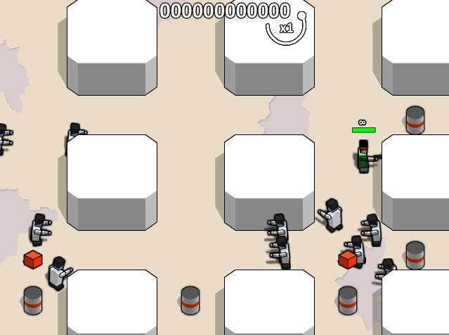 僵尸危机3手机版 图3