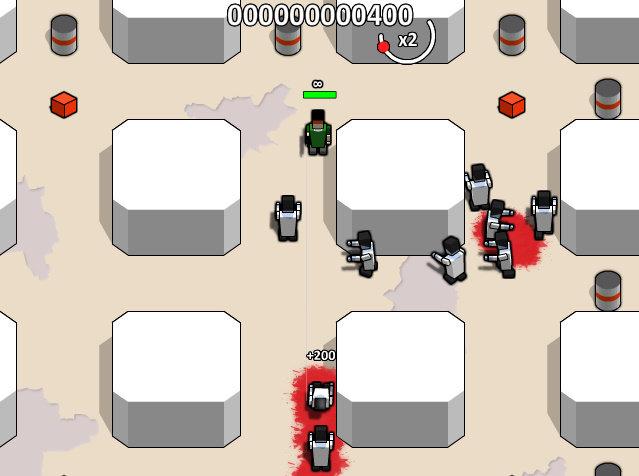 僵尸危机3手机版 图2