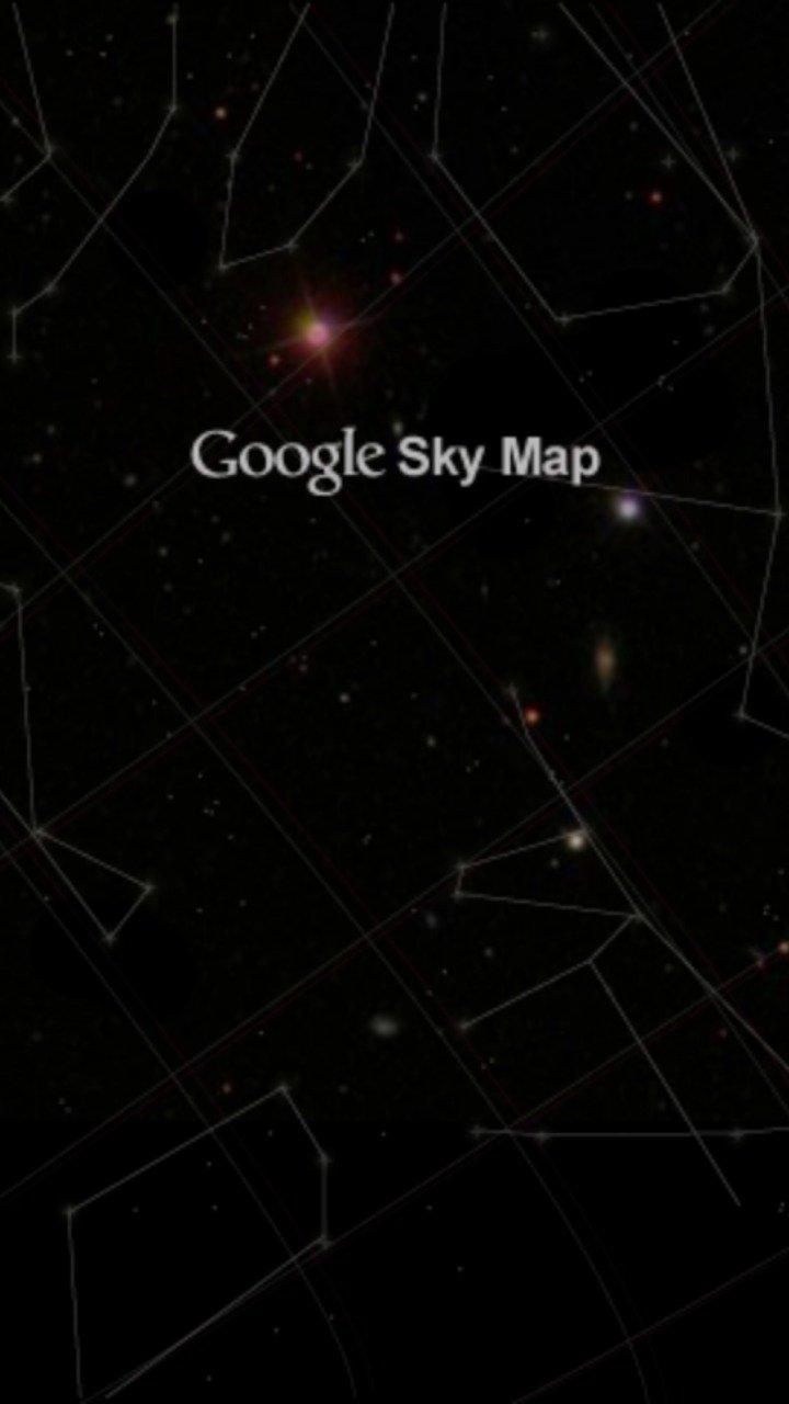 谷歌星空地图中文版(2)