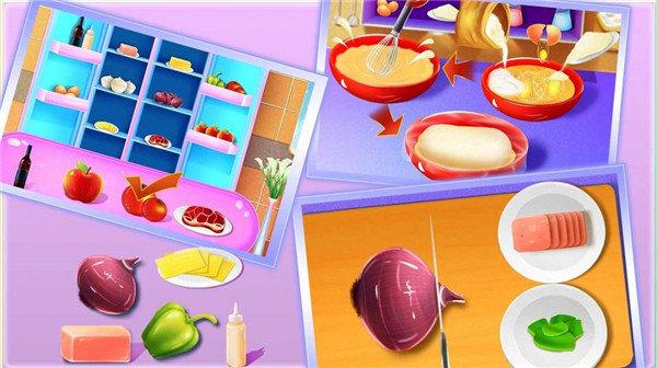 烹饪美食馅饼手机版(3)