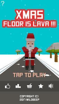 跑酷的圣诞老人 图1