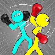斯蒂克曼拳击决斗致命一击