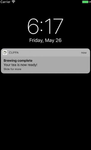 Cuppa泡茶计时器app(3)