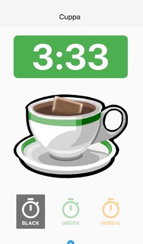 Cuppa泡茶计时器app(1)